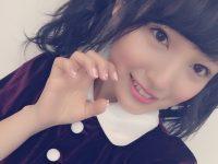AKB48向井地美音「UTB 2016年6月号」オフショット