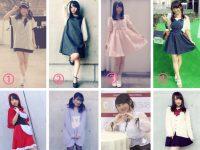 AKB48向井地美音「みーおん私服総選挙を開催したいと思います!」