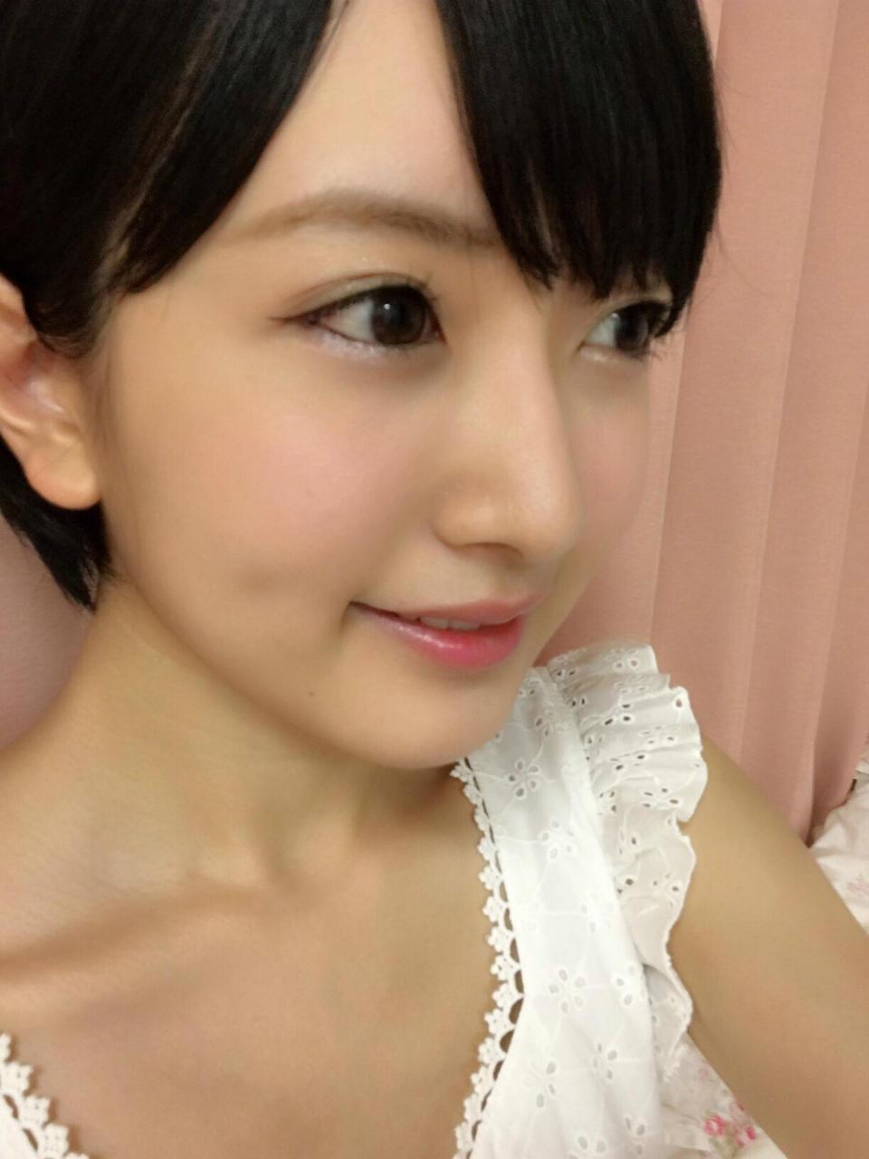 NMB48須藤凜々花「髪を切りましたっ」 NMB48須藤凜々花「髪を切りましたっ」 | AKB4