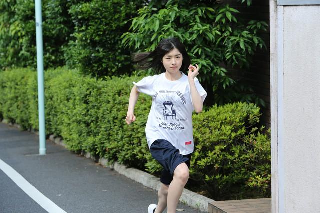 「全力坂」出演:岩立沙穂(AKB48)