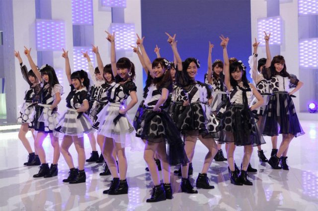 「MUSIC FAIR」AKB48特集!圧巻の14曲ノンストップメドレー! [6/18 18:00~]