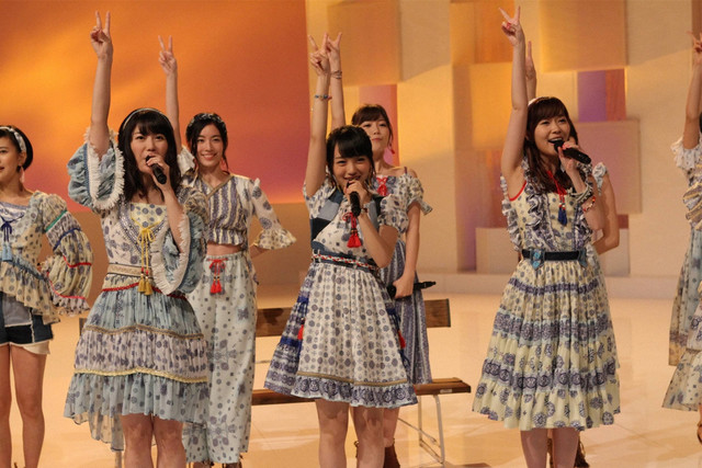 「MUSIC FAIR」AKB48特集!