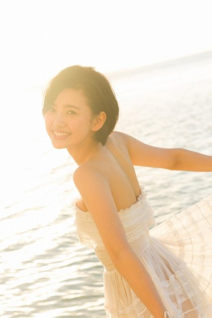 HKT48兒玉遥ファースト写真集「ロックオン」7/27発売決定!予約開始!
