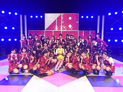 「AKB48SHOW!」#119:AKB48 ♪ 翼はいらない、NGT48 ♪ キスはだめよ ほか [7/9 23:15~]