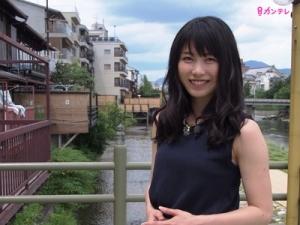 横山由依(AKB48)がはんなり巡る 京都いろどり日記