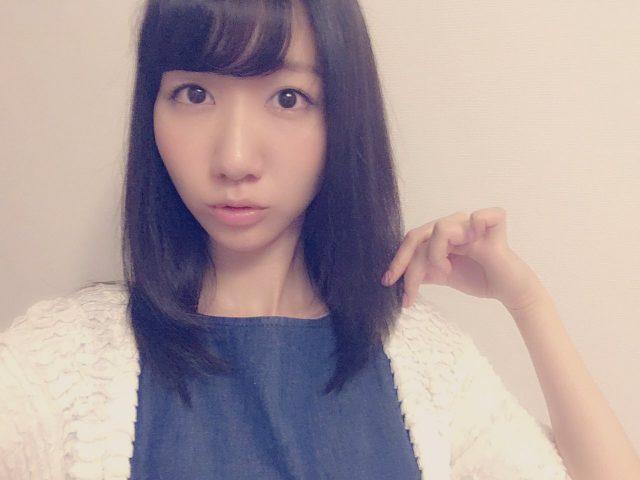 AKB48柏木由紀「舞台に向けて髪を染めました」