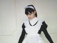 NMB48太田夢莉「UTBさんの撮影で、人生で初のメイド服を着ました〜」