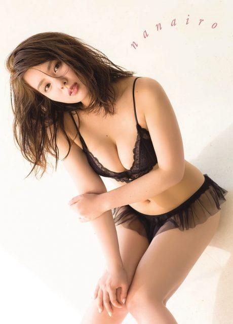 山田菜々 2nd写真集「nanairo」