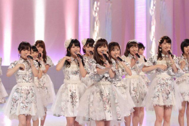 「MUSIC FAIR」AKB48 ♪ しあわせを分けなさい [8/27 18:00~]