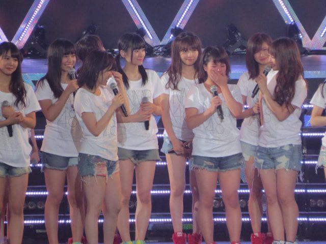 NMB48岸野里香、卒業を発表!