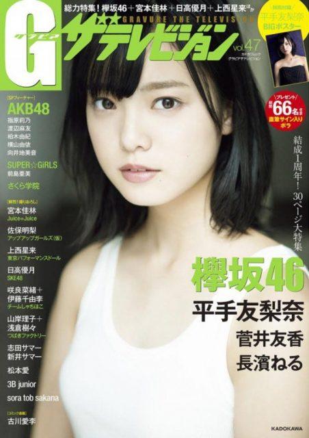G(グラビア)ザテレビジョン vol.47