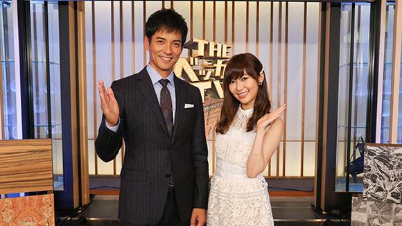 「THEベッカクTV」MC:沢村一樹&指原莉乃(HKT48) [9/10 14:00~]