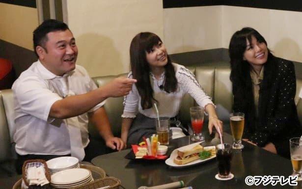 「おじゃMAP!!SP」指原莉乃&トレエン&金爆&平野ノラが名曲熱唱!香取もついに… [9/21 19:00~]