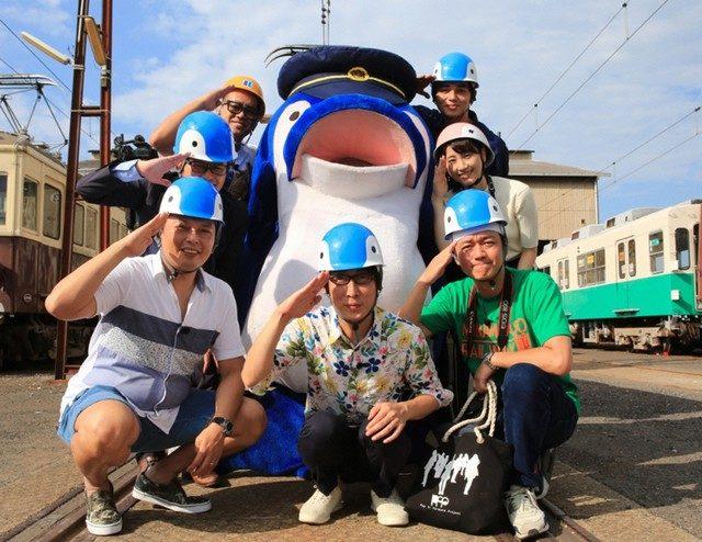 「笑神様は突然に… 2時間SP」鉄道BIG4にマツコと東出がやってきた! 出演:松井玲奈 [9/24 21:00~]