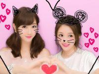 AKB48渡辺麻友&柏木由紀「ひっさびさのプリクラ。もはや別人」