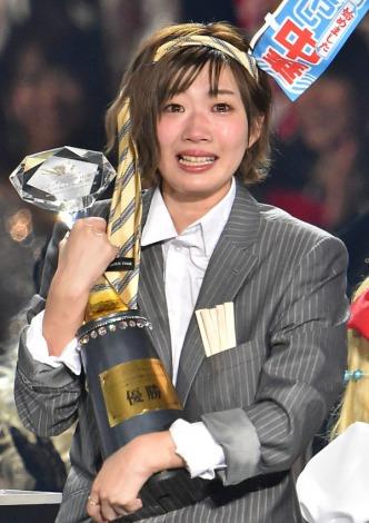 「AKB48グループじゃんけん大会2016」優勝は田名部生来!新ユニットセンターに!