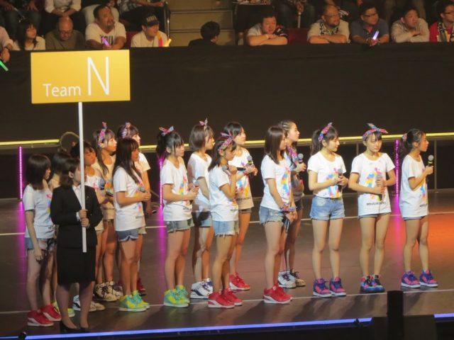 NMB48組閣発表!新チームは2017年1月1日から始動!