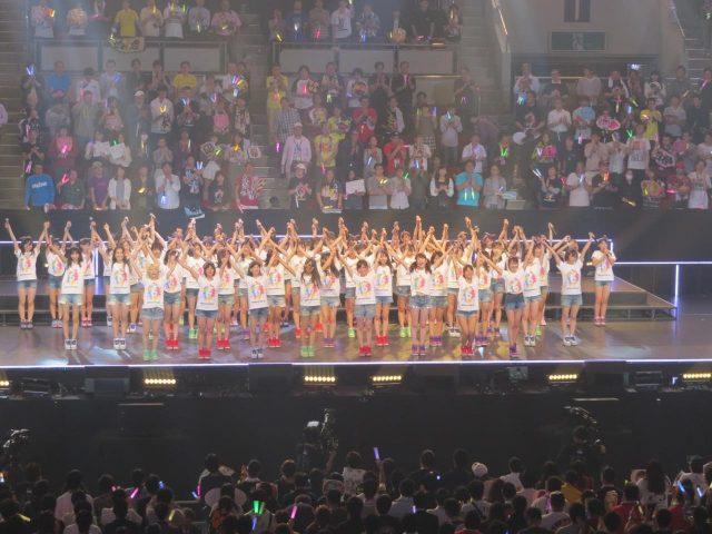 NMB48 16thシングル 12/28発売決定!選抜メンバー発表!センターは山本彩!