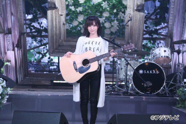 「Love music」出演:山本彩(NMB48) ♪ 雪恋 [11/4 23:30~]