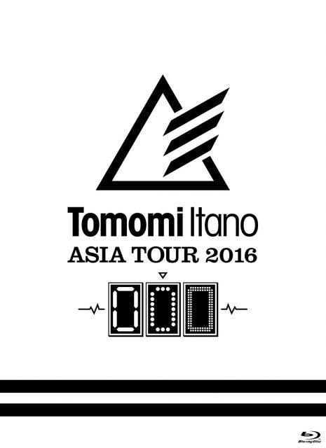 Tomomi Itano ASIA TOUR 2016【OOO】[DVD][Blu-ray]