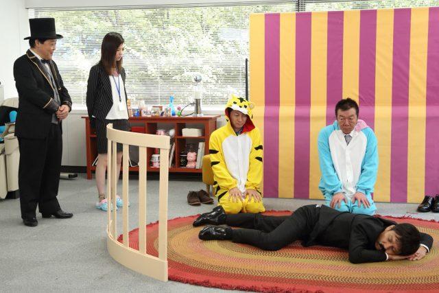 「警視庁 ナシゴレン課」第5話:犯人はトラかゾウか!? [11/14 24:15~]