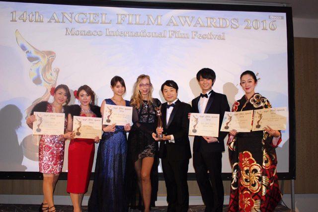 永尾まりや「モナコ映画祭 なんと東京ボーイズコレクションがグランプリいただけました!」