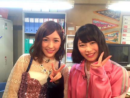 「AKB48SHOW!」#134:横山総監督のはんなり相談室に渡辺麻友が登場! ほか [12/3 23:15~]