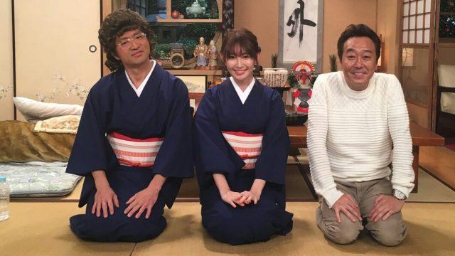 「さまぁ〜ずコントTV」人気のライブネタをアレンジしてテレビ初披露! 出演:小嶋陽菜(AKB48) [1/1 23:30~]