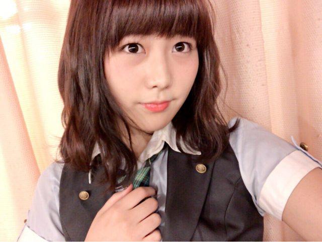 AKB48横島亜衿、卒業を発表!