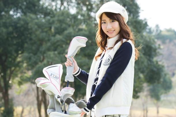 新番組「はじめて!ゴルフ〜目指せ120切り〜」AKB48柏木由紀がはじめてのゴルフに挑戦! [1/12 23:00~]