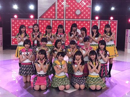 「AKB48SHOW!」#140: AKB48 16期生最終オーディションに潜入!リクアワ全曲一気見せ! ほか [2/4 23:15~]