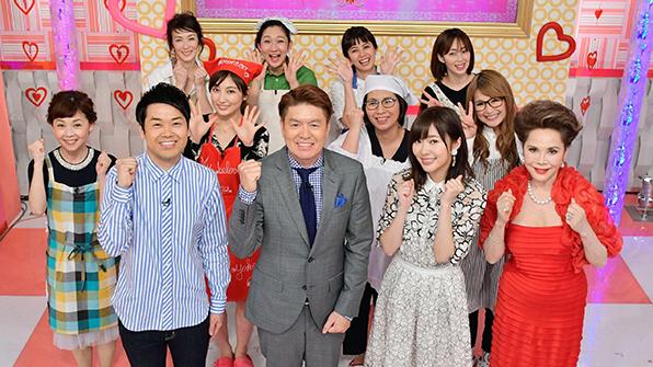 「愛されママGP2017〜ママたちの芸能界生き残りバトル〜」MC:ヒロミ&指原莉乃 [2/12 16:05~]