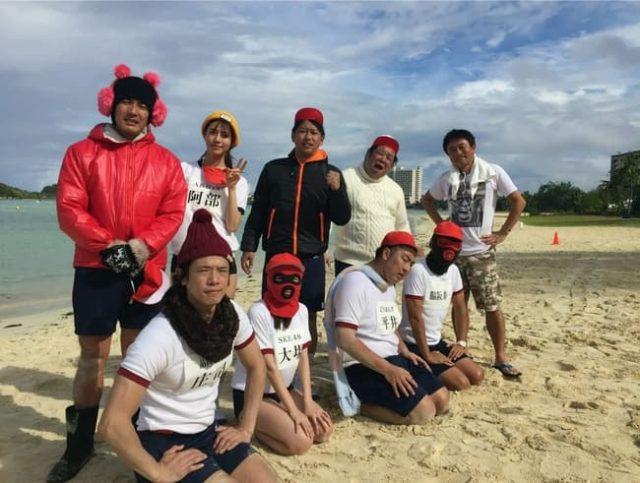 「浜ちゃんが!」グアムスペシャル! 出演:大場美奈(SKE48) 阿部マリア(AKB48) [2/15 25:59~]