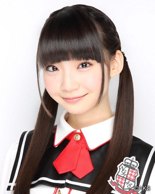 NGT48荻野由佳、18歳の誕生日!  [1999年2月16日生まれ]
