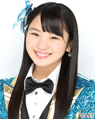 HKT48筒井莉子、17歳の誕生日!  [2000年2月22日生まれ]