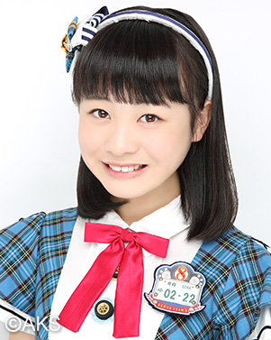 AKB48横山結衣、16歳の誕生日!  [2001年2月22日生まれ]