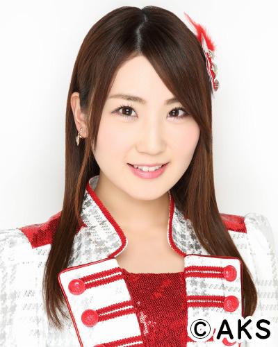 AKB48中田ちさと、卒業を発表!