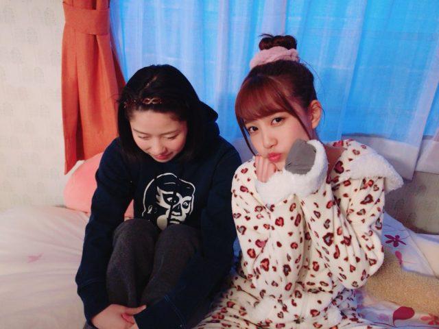 AKB48木﨑ゆりあ「れなっちのモデル感となんかズレてるゆいはんがどっちも愛おしい」