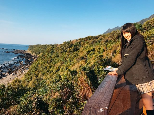 「HKT48の離島へGO!」神志那結衣 in 屋久島 [3/11 11:45~]