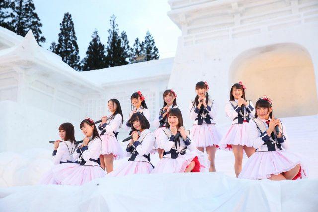 「第68回 白い愛の祭典 十日町雪まつり」出演:NGT48 [3/12 9:30~]