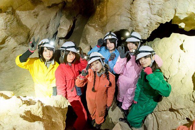 「AKB48 ネ申テレビ シーズン24」Vol.6 帰ってきた洞窟探検隊 後編 [3/12 18:00~]