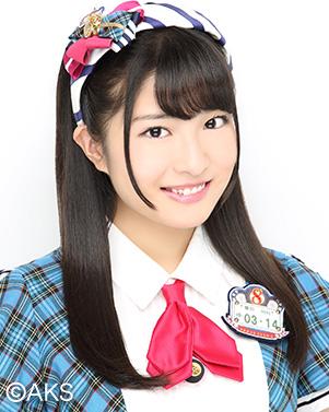 AKB48行天優莉奈、18歳の誕生日!  [1999年3月14日生まれ]