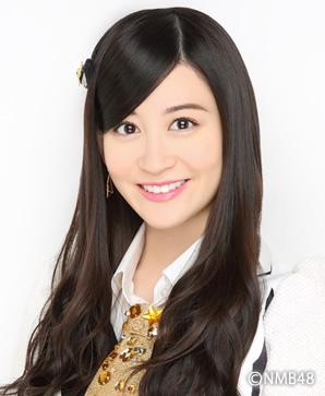 NMB48上西恵、22歳の誕生日!  [1995年3月18日生まれ]