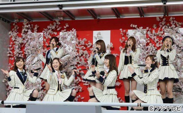 「2017 FNSうたの春まつり」AKB48が気仙沼漁港でたった一人の成人式をお祝い! [3/22 19:00~]