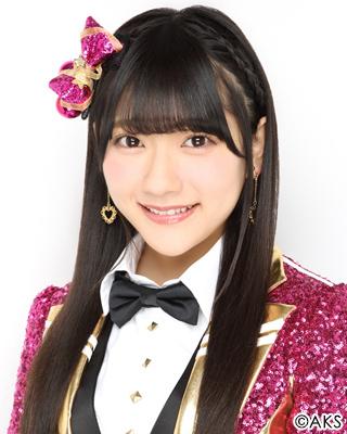 HKT48山田麻莉奈、22歳の誕生日!  [1995年3月24日生まれ]