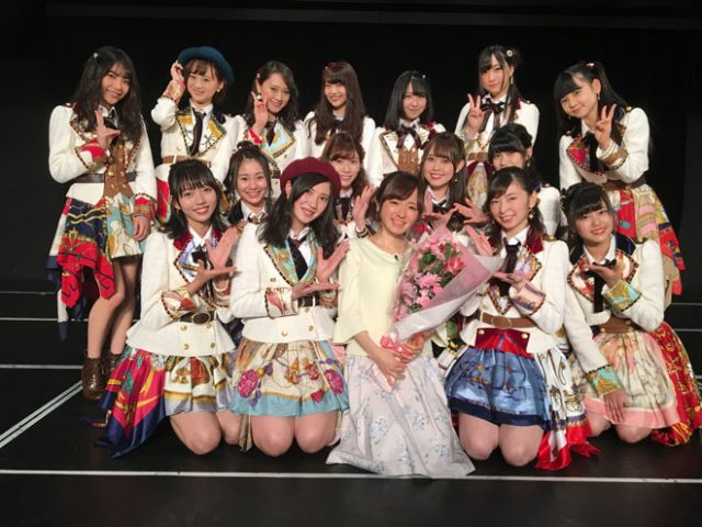 「紺野、踊り納めるってよ」出演:SKE48 [3/27 25:00~]