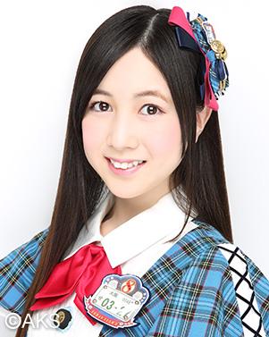 AKB48永野芹佳、16歳の誕生日!  [2001年3月27日生まれ]