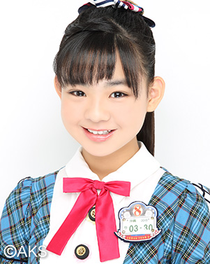 AKB48宮里莉羅、15歳の誕生日!  [2002年3月30日生まれ]