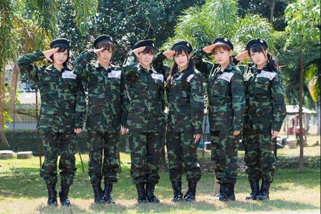 「AKB48 ネ申シーズン24」Vol.10 甘えた自分にローキック!タイ陸軍士官学校入学 PART4 [4/9 18:00~]