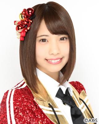 HKT48岡本尚子、21歳の誕生日!  [1996年4月4日生まれ]